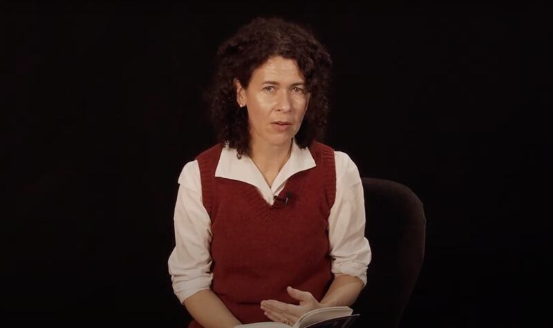 Sasha Dugdale; poet shortlisted for the 2020 TS Eliot Prize reads from her shortlisted work