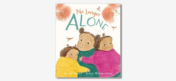 Front cover of No Longer Alone by Joseph Coelho