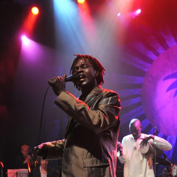 Baaba Maal, musician