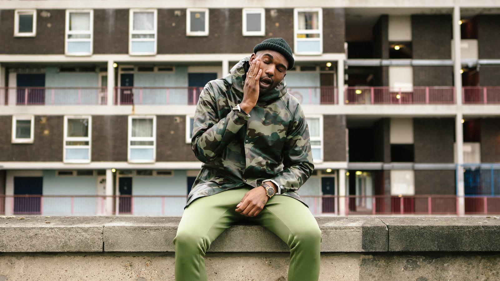 Piers James, rapper