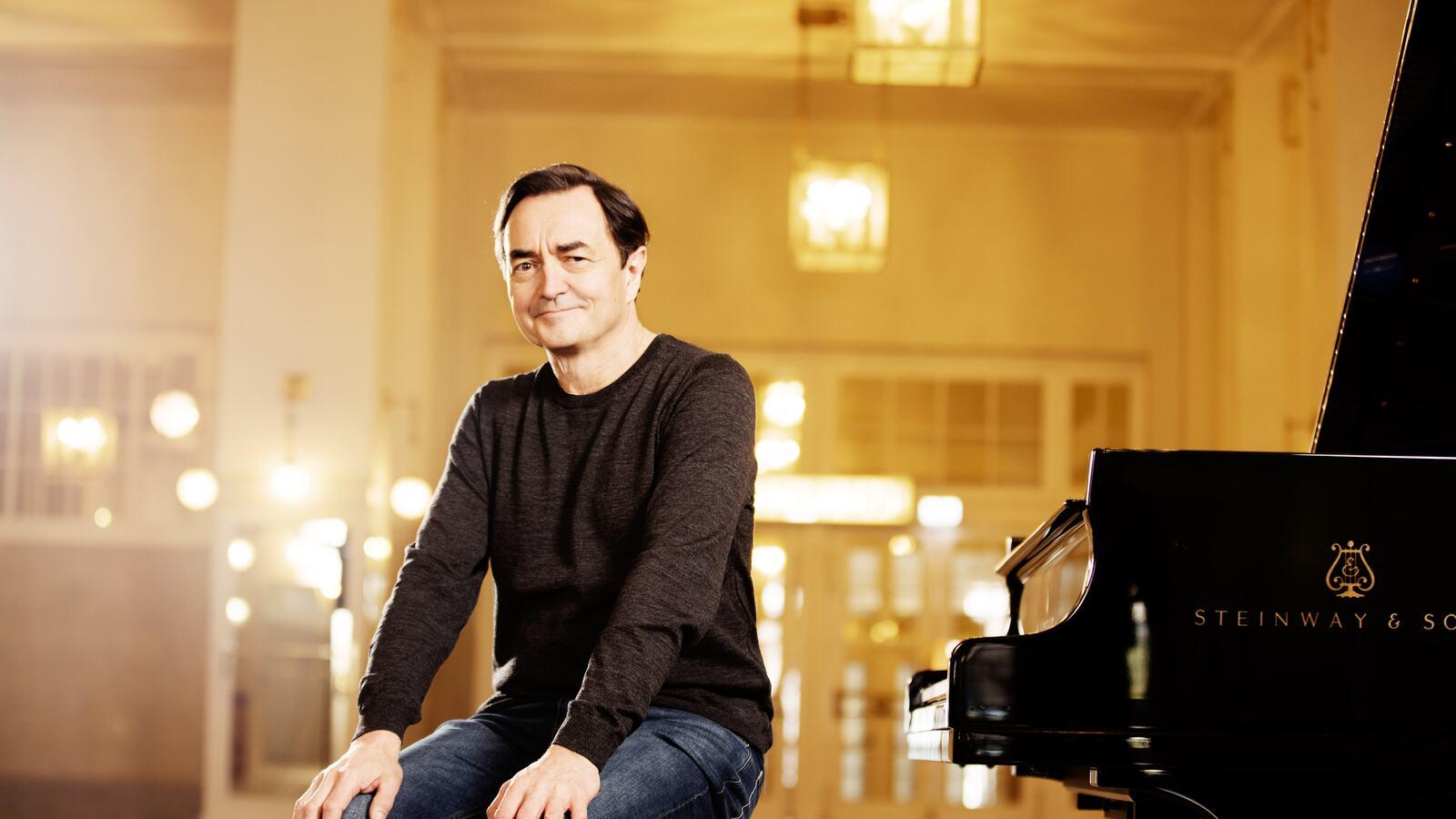 Pierre-Laurent Aimard, pianist