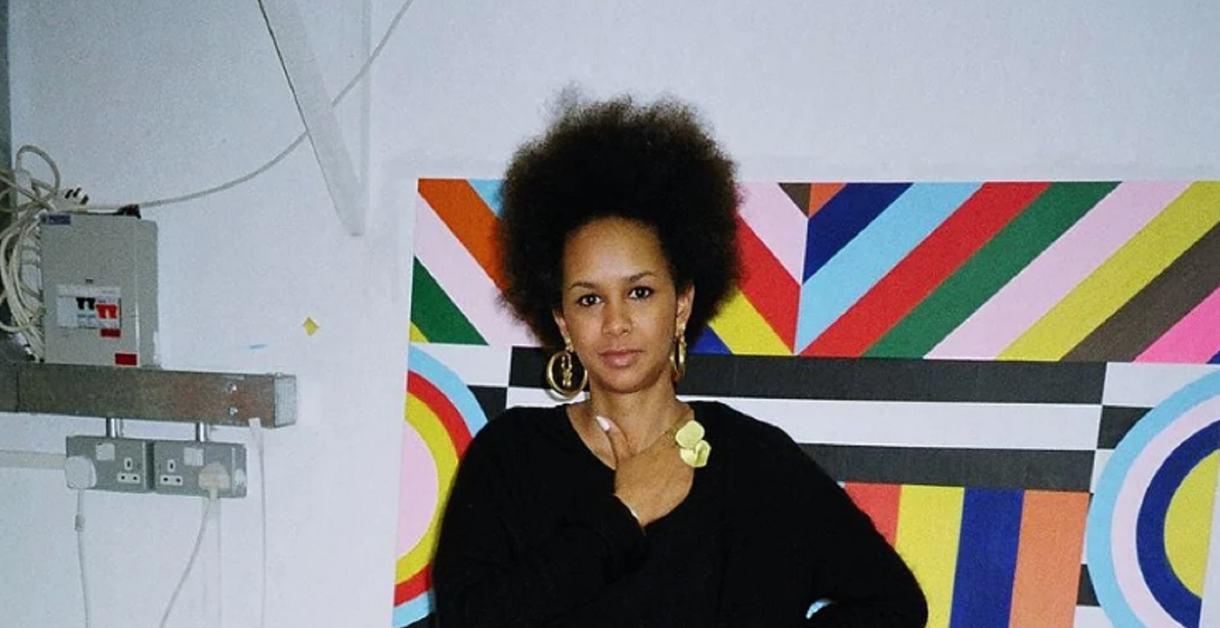 International street artist Lakwena