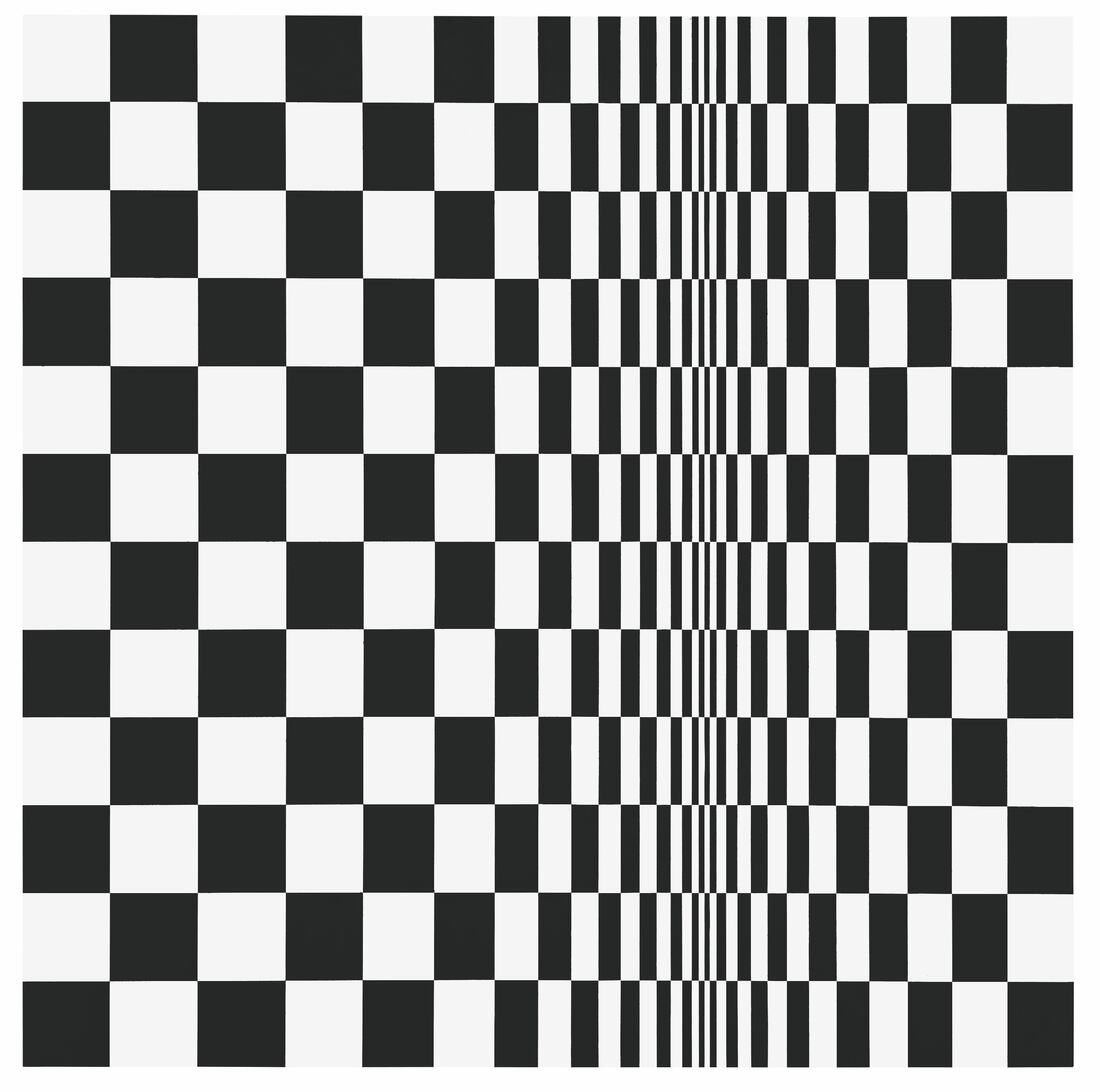 Five things to know about Bridget Riley   Southbank Centre