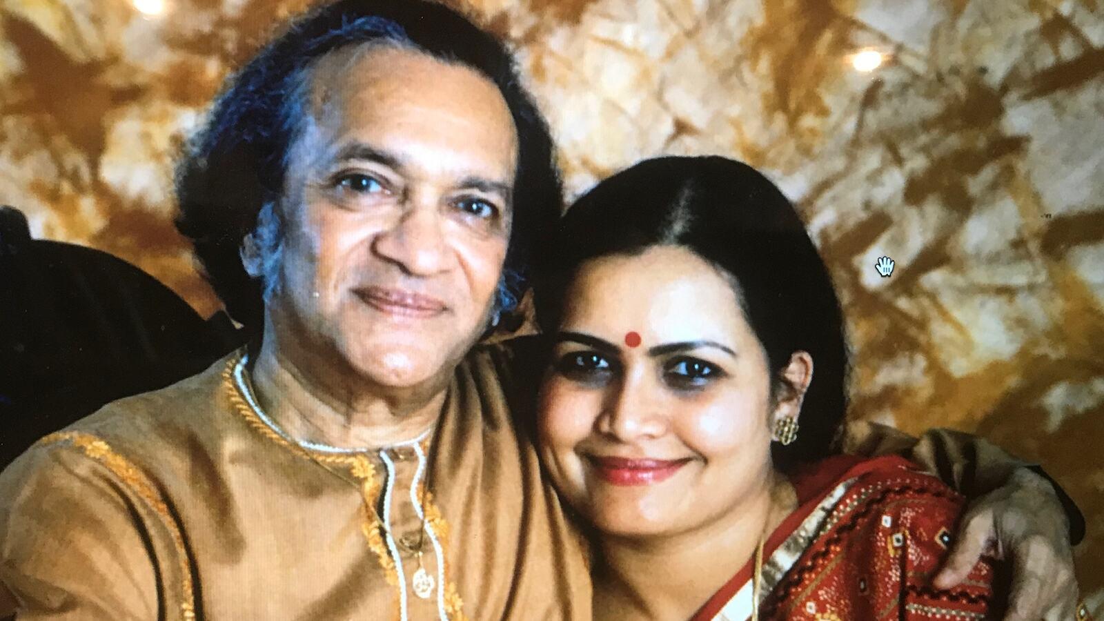 Ravi and Sukanya Shankar