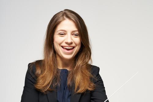 Dalia Stasevska, Finnish-Ukrainian conductor