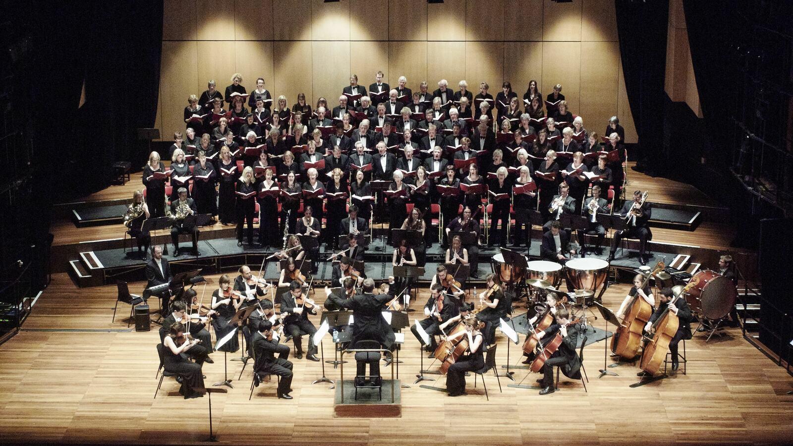 Parliament Choir Concert