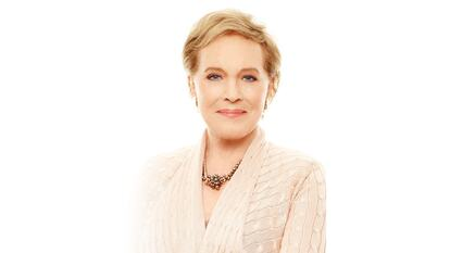 Dame Julie Andrews, actress
