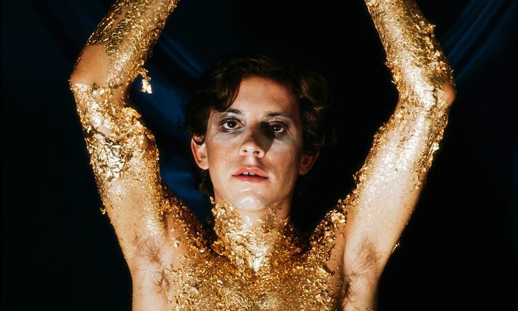 Goldene Schallplatte 3 by Luciano Castelli