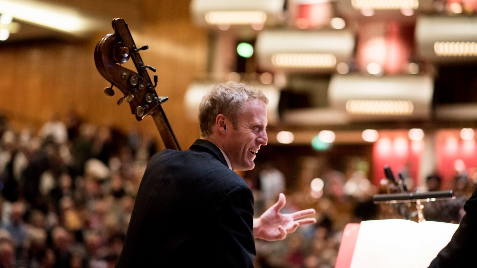 Musician in Philharmonia Orchestra
