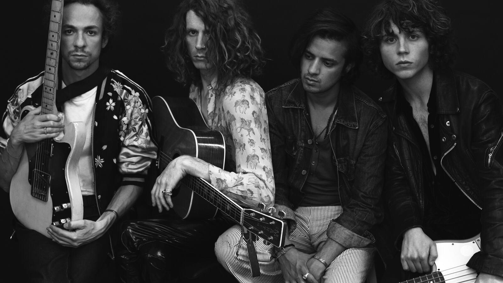 Mystery Jets, band