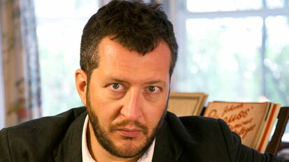 Thomas Ades, conductor