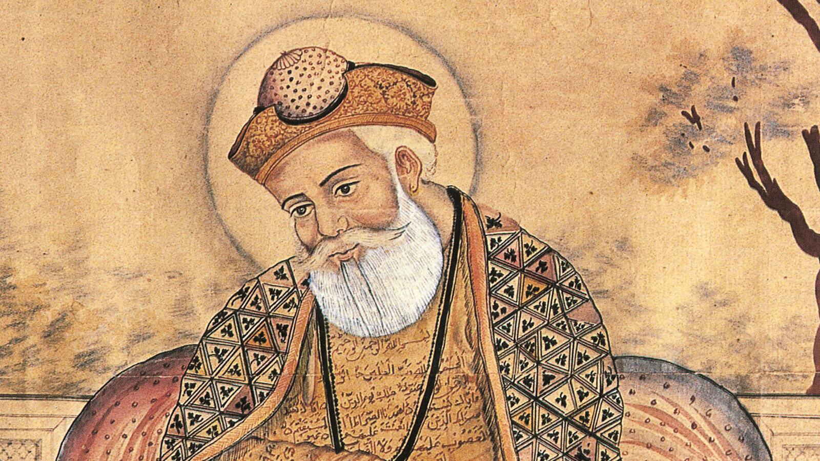 Guru Nanak at Southbank Centre