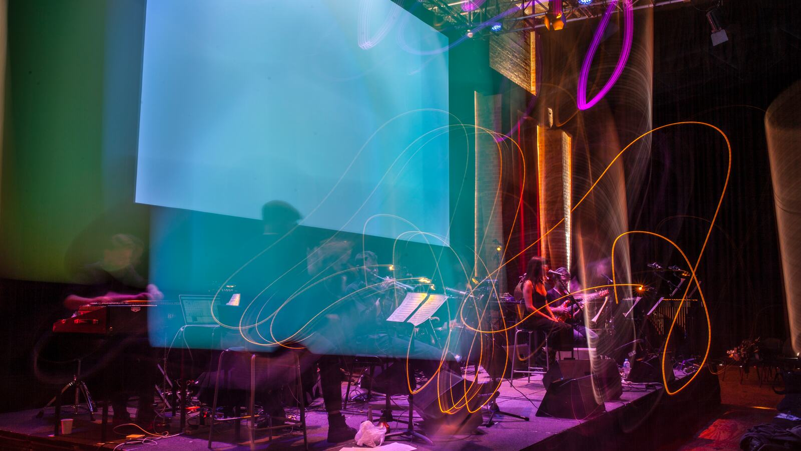 Australian Art Orchestra performance