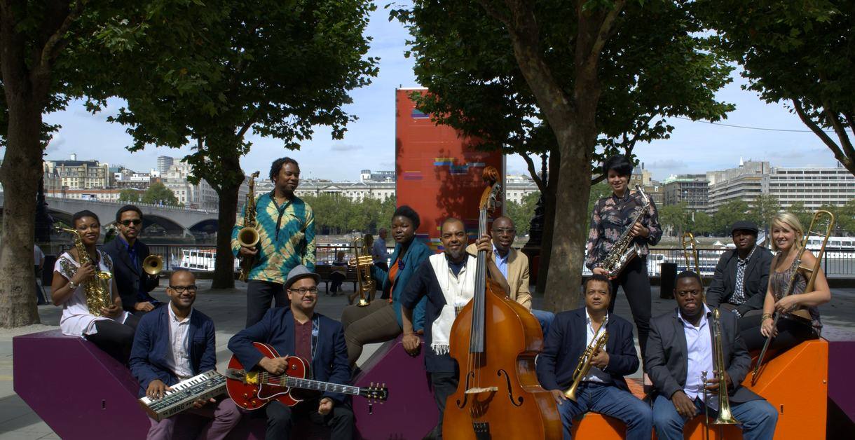 Jazz Jamaica All Stars - The Trojan Story, Celebrating 50 years of Trojan Records. Produced by Tomorrow's Warriors