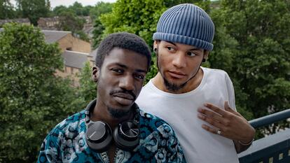 SKY GOD and The Repeat Beat Poet