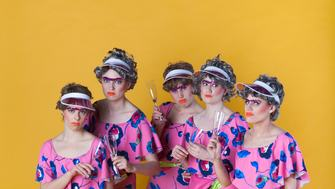 Raze Collective Weekend: Figs in Wigs