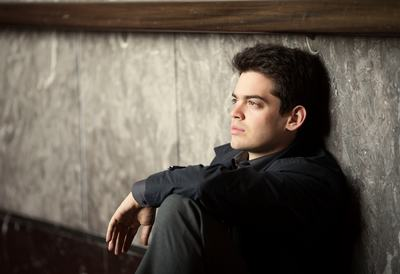 Lahav Shahani.Conductor-pianist.Photo: Marco Borggreve