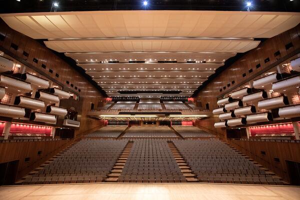 SC Commercial events Royal Festival Hall Auditorium