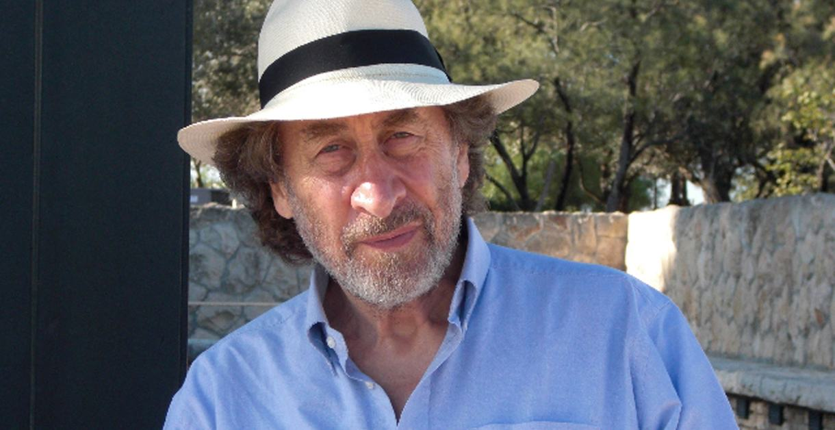 Howard Jacobson headshot