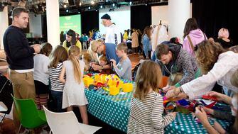 Children Craft Workshop