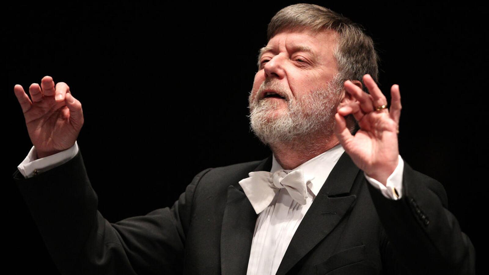 Sir Andrew Davis, conductor