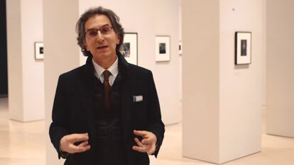 Jeff Rosenheim introduces the Hayward Gallery exhibition, diane arbus: in the beginning