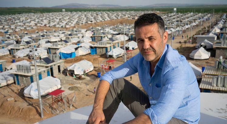 Khaled Hosseini headshot