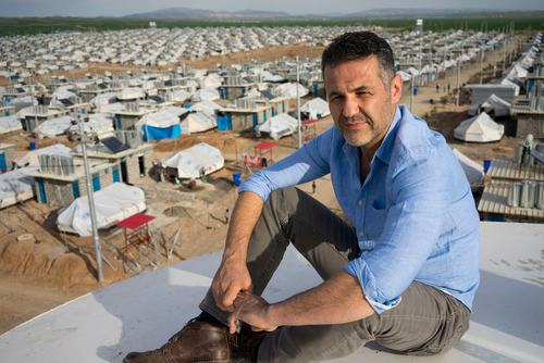 Khaled Hosseini headshot