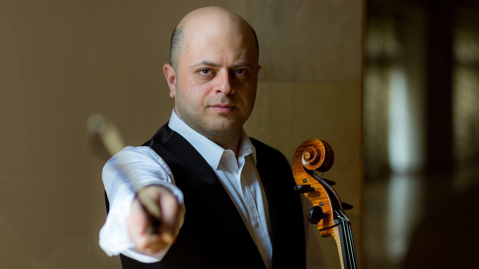 Alexander Chaushian, cellist