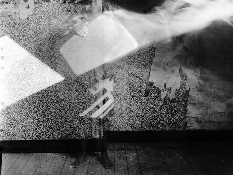 Black and White Photograph by artist, Hélène Amouzou