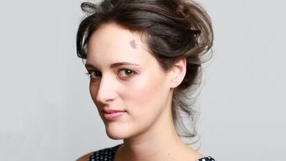 Phoebe Waller-Bridge, star and writer of Fleabag
