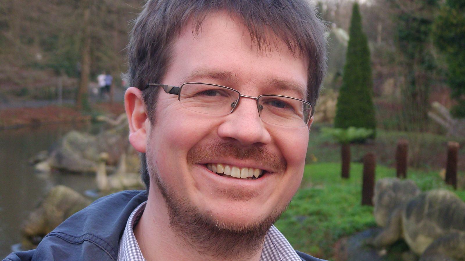 Headshot of  Jeremy Noel-Tod