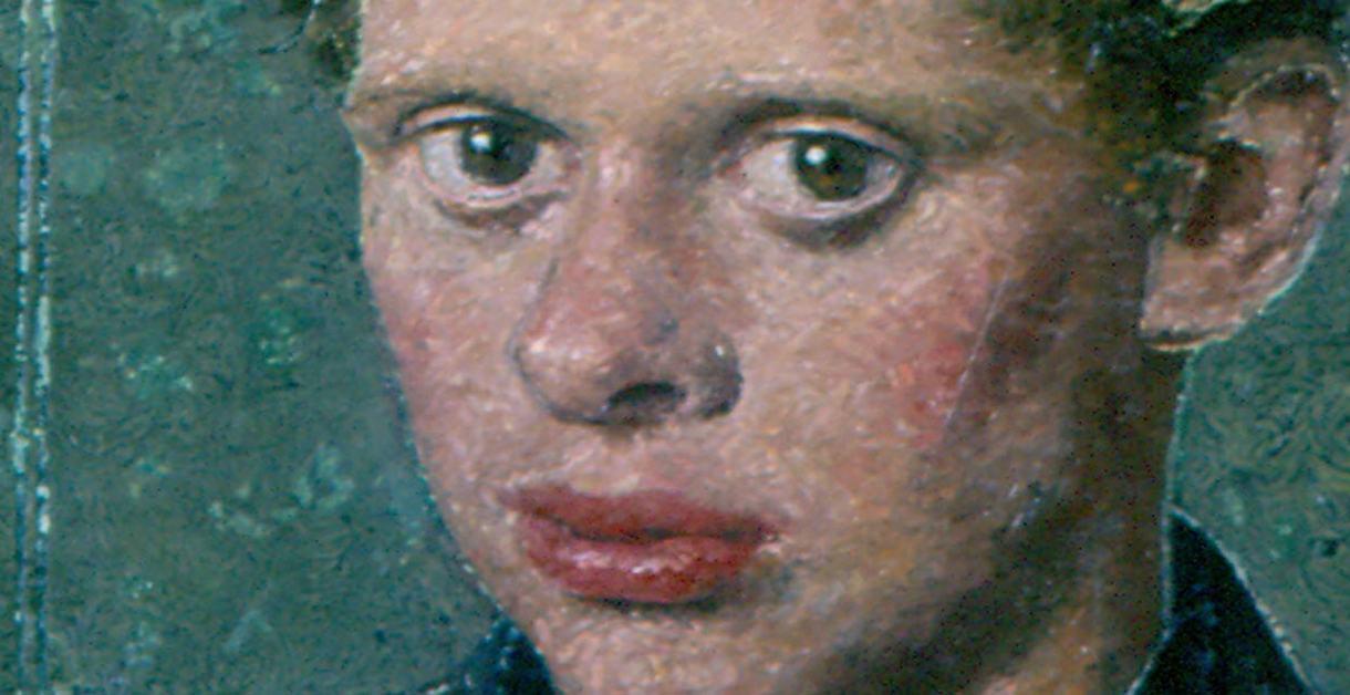 portraits of dylan thomas
