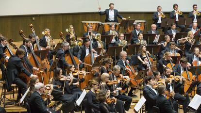 Gewandhausorchester Leipzig c. Gert Mothes