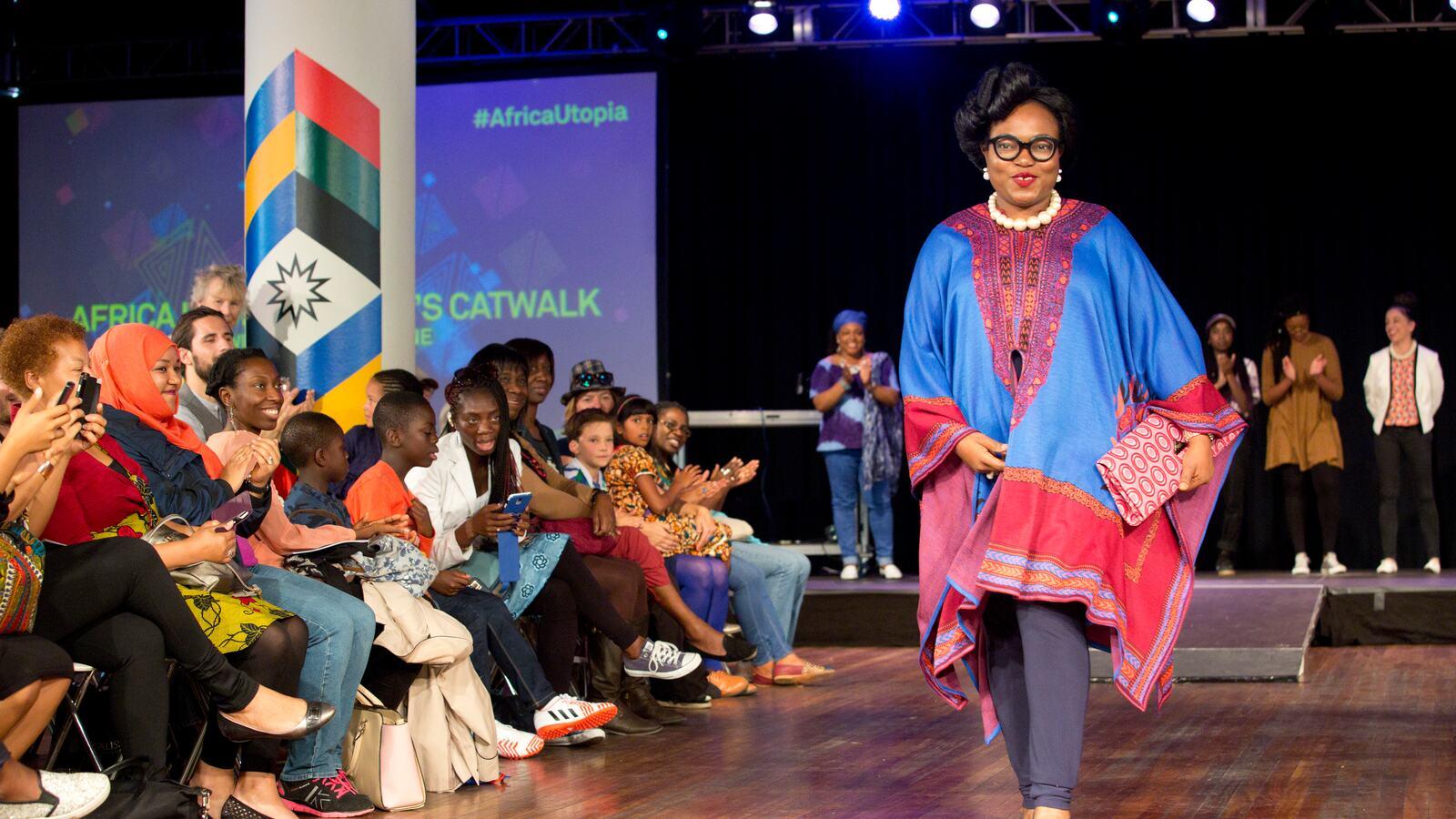 Africa Utopia Catwalk