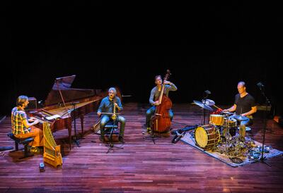 Kayhan Kalhor & The Rembrandt Trio