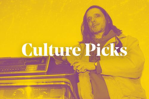 Graphic for Southbank Centre Culture Picks blog featuring artist Jeremy Deller