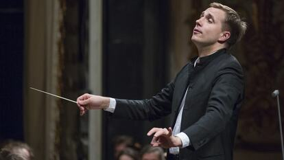 Vasily Petrenko, conductor