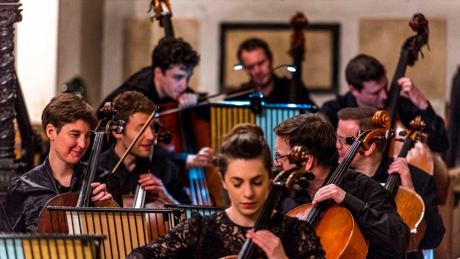 Corinthian Orchestra Fantastique!