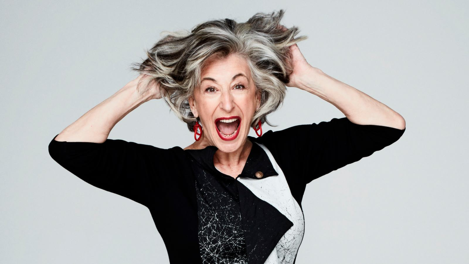 Maureen Lipman, actress, columnist, and comedian
