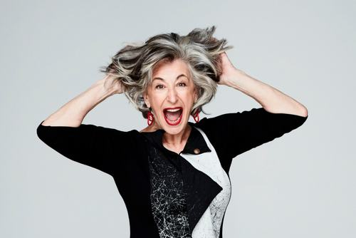 Maureen Lipman, actress, columnist, and comedian