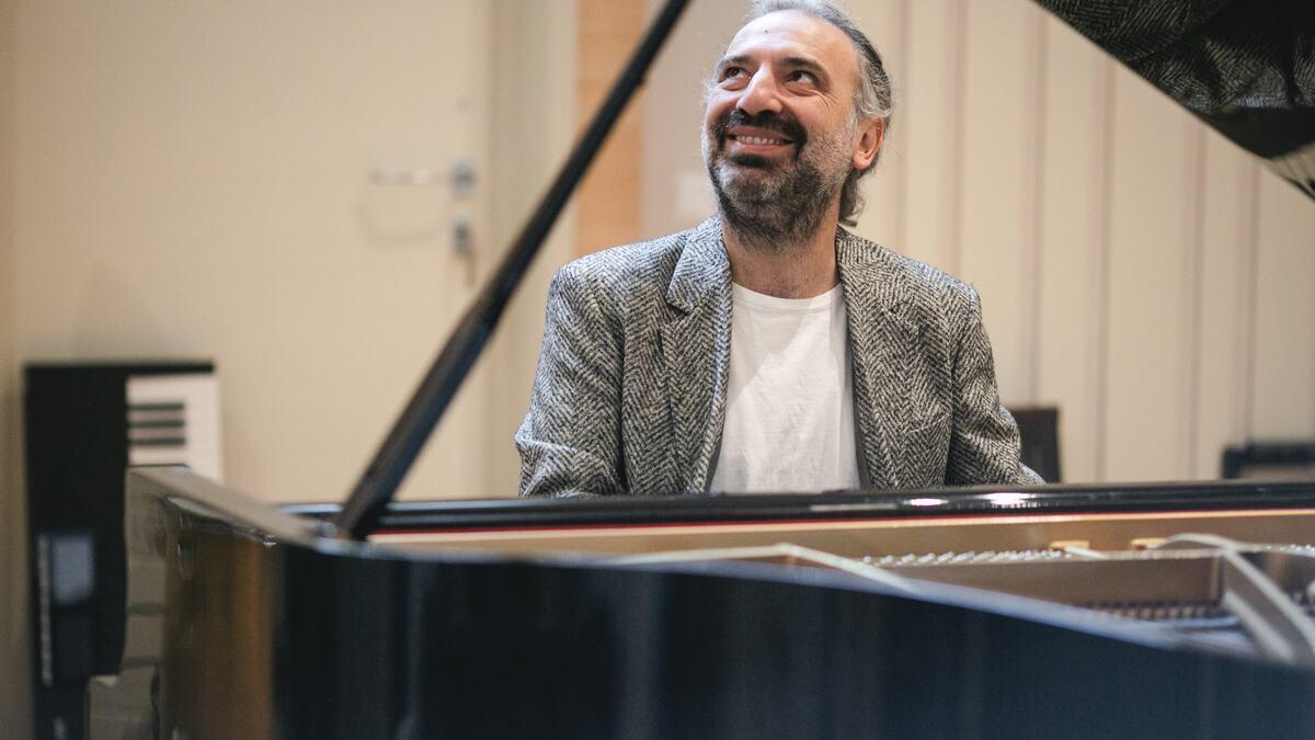Stefano Bollani, composer