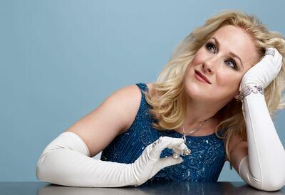 Diana Damrau, soprano