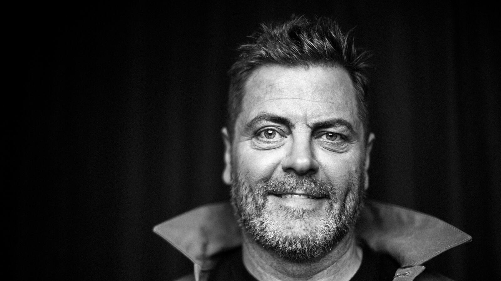 Nick Offerman, actor, writer, comedian and carpenter