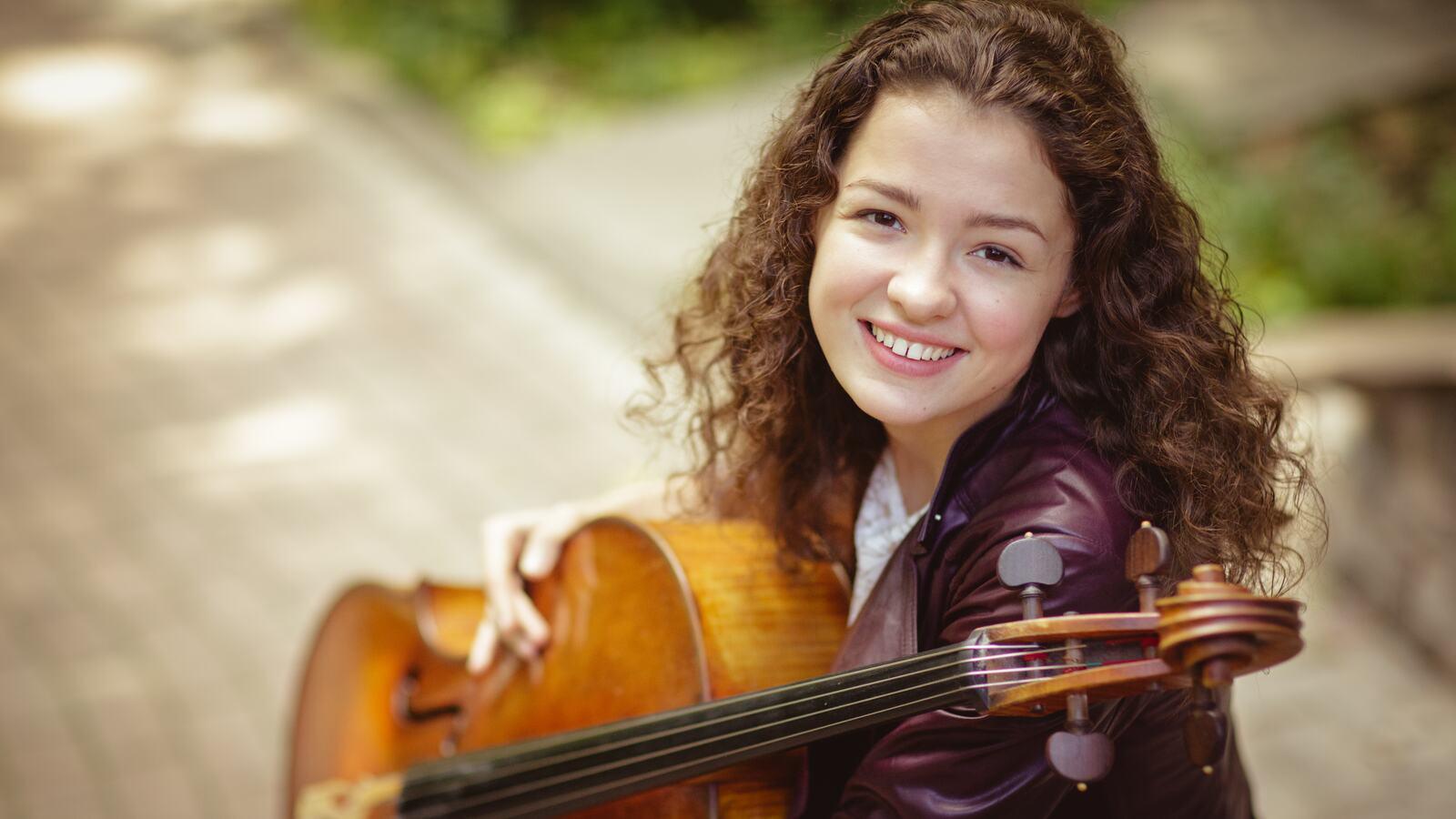 Anastasia Kobekina, cellist