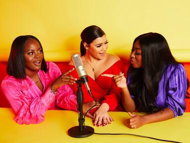 Keep the Receipts, Tolani Shoneye, Audrey Indome & Milena Sanchez
