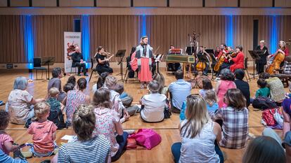 OAE Tots at Southbank Centre