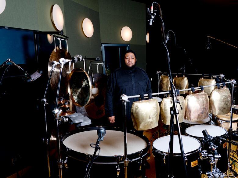 Tyshawn Sorey, drummer
