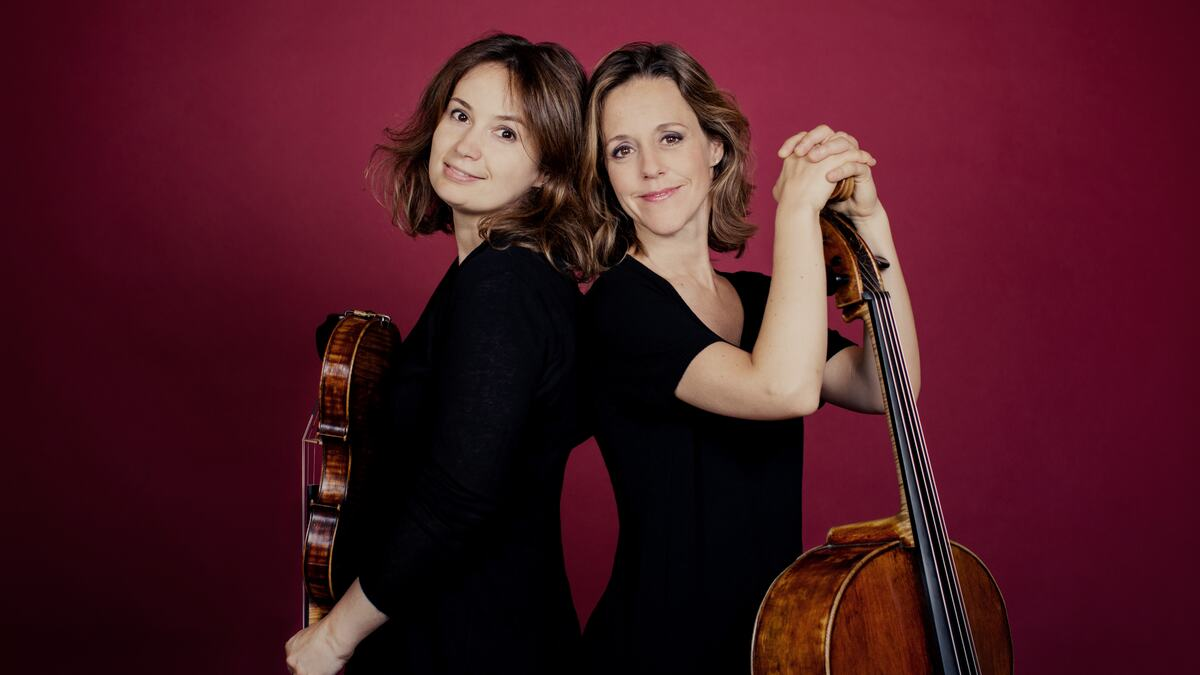 Patricia Kopatchinskaja & Sol Gabetta