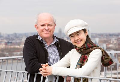 Julian Jacobson and Mariko Brown